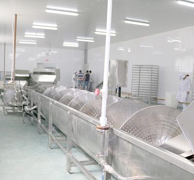 水煮生产线
